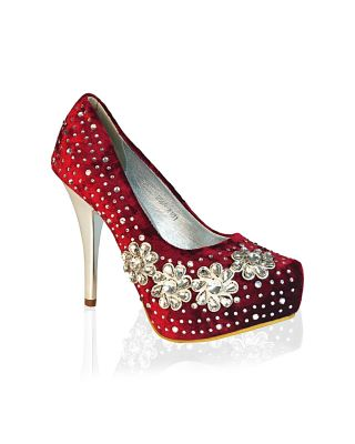 Avalia Couture - Court Shoes